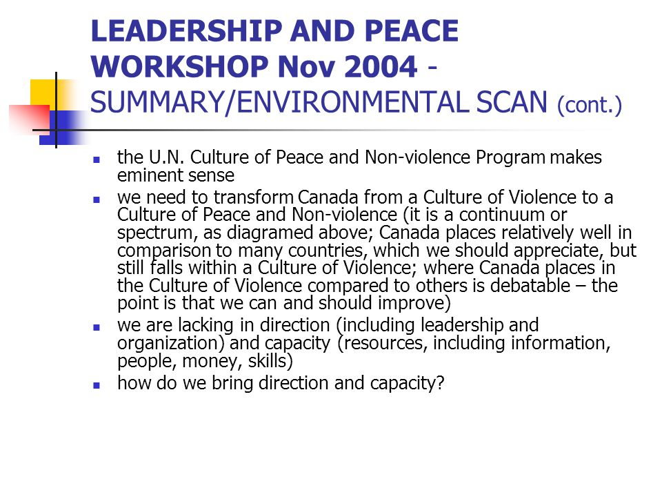environmental scan and summary Summary of findings: 2014 csn bullying prevention environmental scan summary of findings: 2014 csn bullying prevention environmental scan.