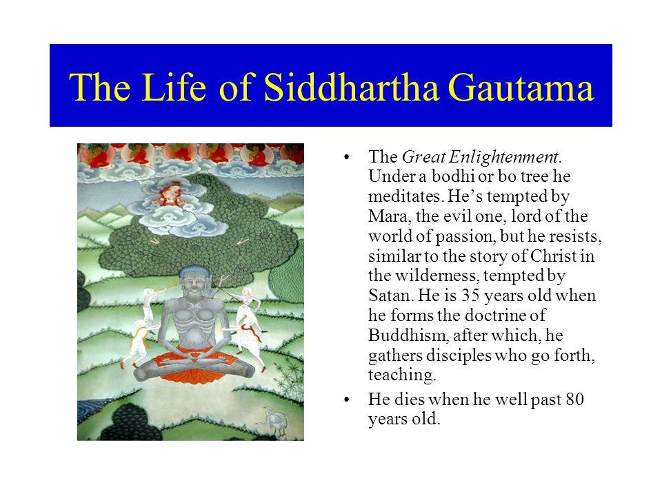 Siddhartha enlightenment essay