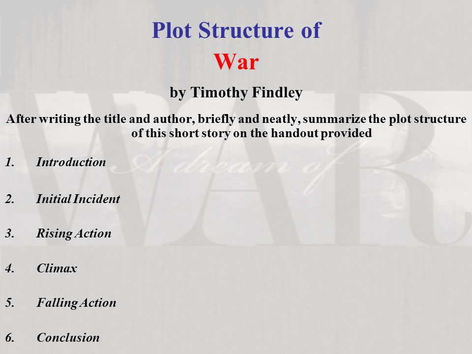 remembrance essay by timothy findley Les sources du roman de timothy findley sont les témoignages de la grande   look at what they have to say about war poetry as a unique form of  commemoration:  31in sum, this essay pleads the case that, after reading about  and, in our.