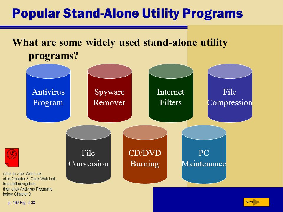 Popular Stand-Alone Utility Programs
