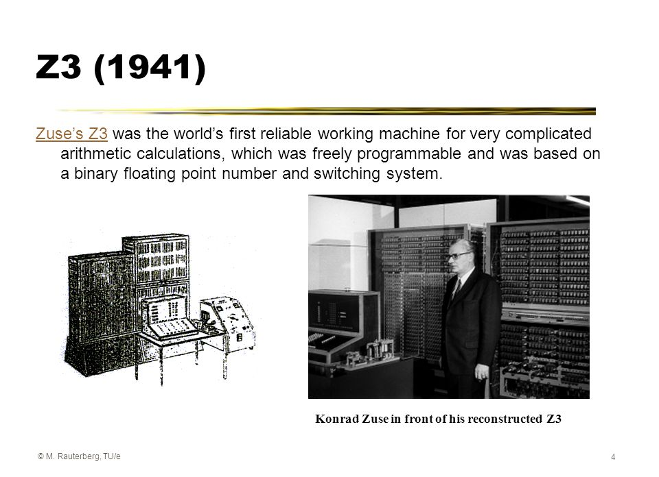 the history of the computer since the invention of simple arithmetic calculations First computing device: the abacus 2400 bce in ancient babylon 2000 years  before greek methods of calculation ▷ invention of algorithms:.