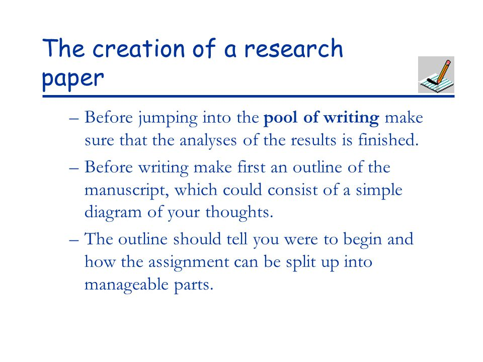 creationism research paper A comparison paper between creationism and naturalism research paper a comparison paper between creationism and naturalism and over other 29,000+ free term papers, essays and research papers.