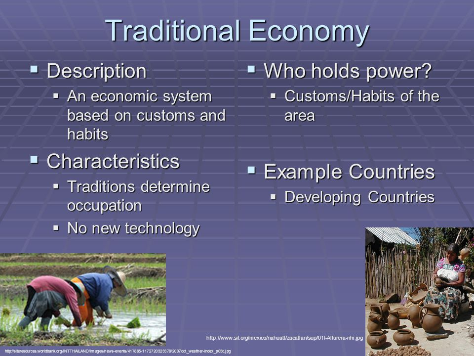 traditional economy Economy as in all ancient societies, agriculture was the main economic activity the harvests in egypt were richer than in most other countries at the time,.