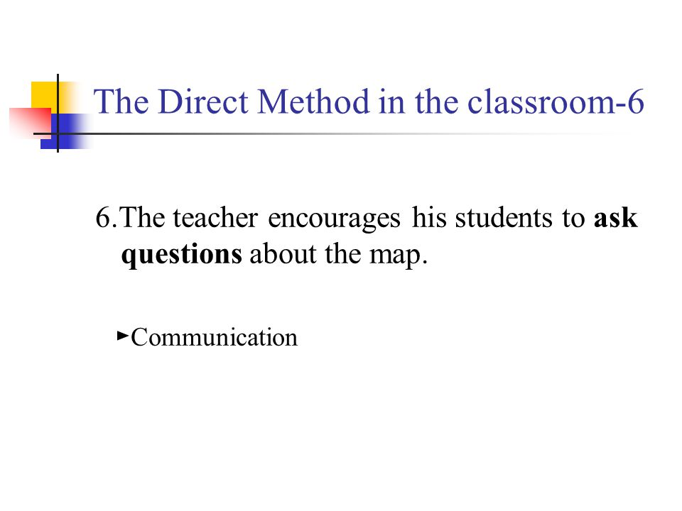 The Direct Method in the classroom-6