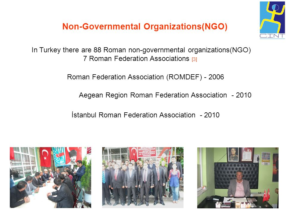 Non-Governmental Organizations(NGO)