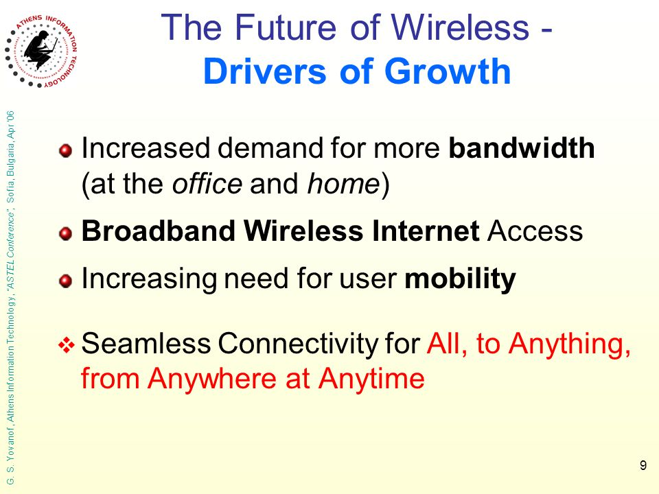 the growth of wirelesses technology and the need for more wireless bandwidth today Oh, by the way, we're always happy to tell you more about airtame  the different standards in streaming hdmi wirelessly  the different technologies that are trying to become the industry standard are wireless home  if your display device doesn't support wifi, you'll have to use an hdmi  but now it is all very easy.