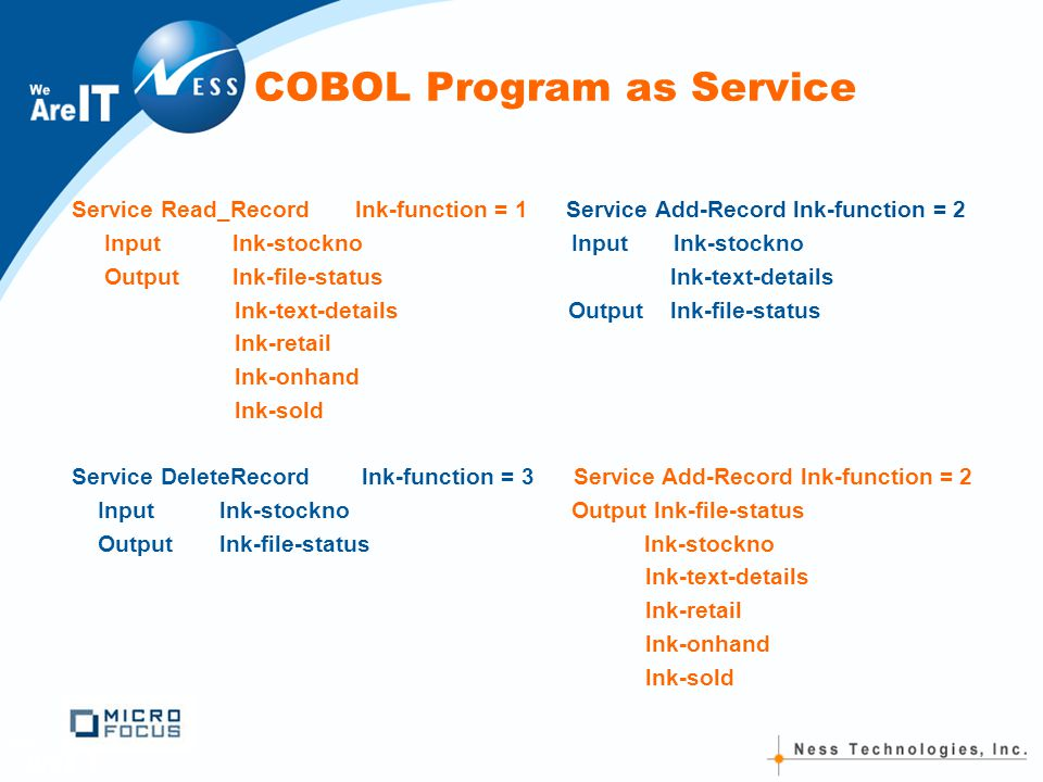 direct access to files in cobol Identify cics command syntax particularly in cobol and pl/i programs,  identify how cics access direct and sequential files  file control commands - direct access.