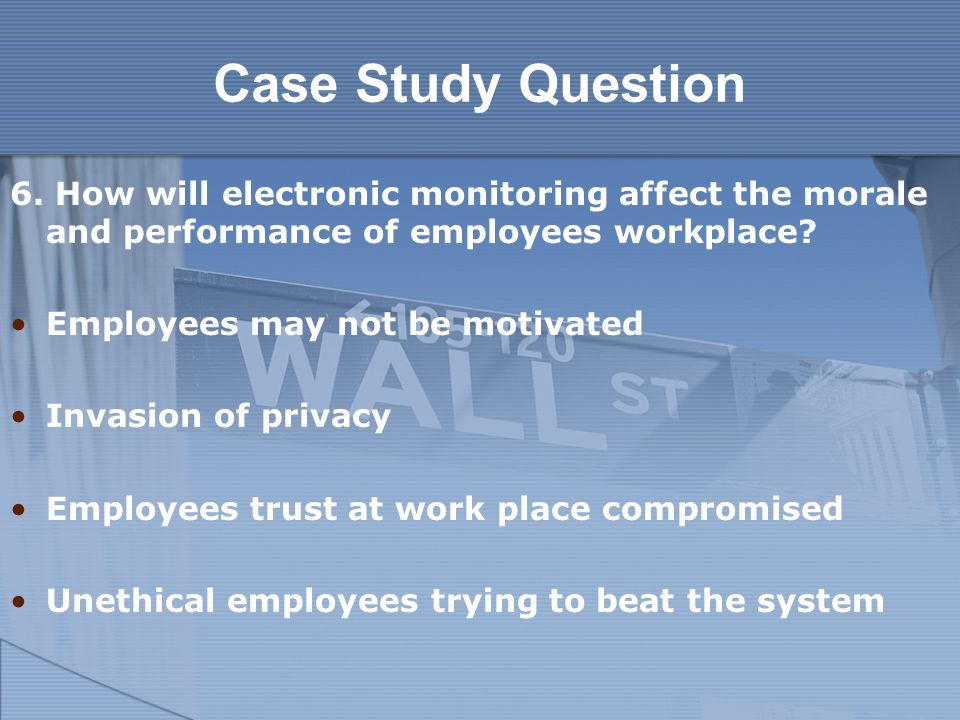 invasion of privacy in the workplace Home workplace privacy ohio federal court permits case alleging employer's accessing of former employee's ohio common law invasion of privacy 4.