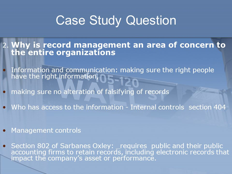 cisco internal governance case study Internal audit function should be sufficiently capable the questions remain as to whether south african public sector internal audit functions are sufficiently.
