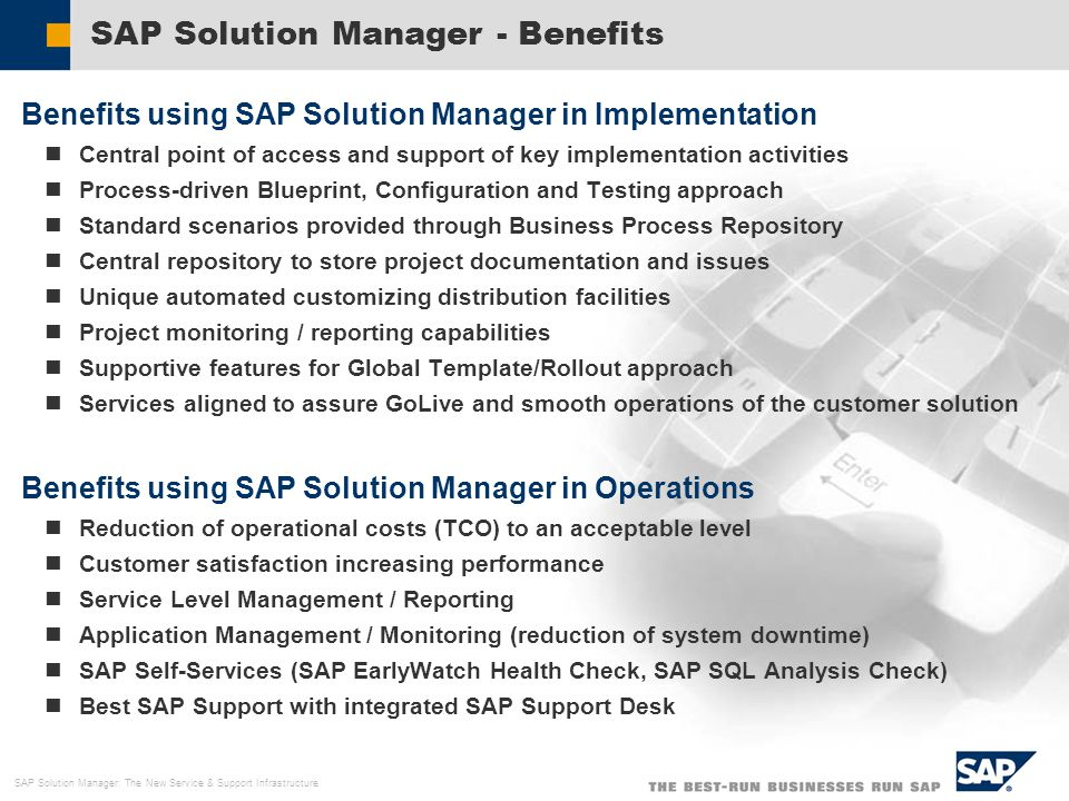 how to check support pack level in sap solution manager