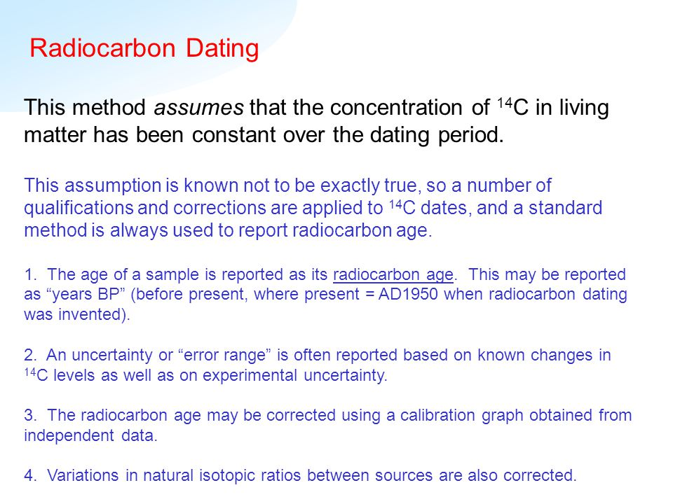 radiocarbon dating calculator