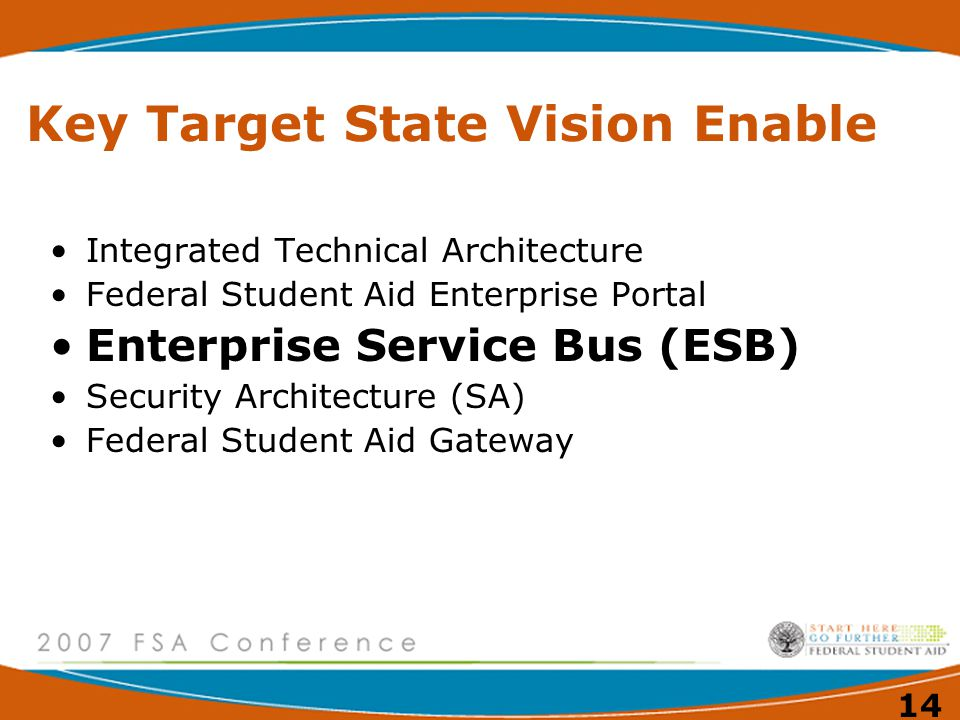 Key Target State Vision Enable