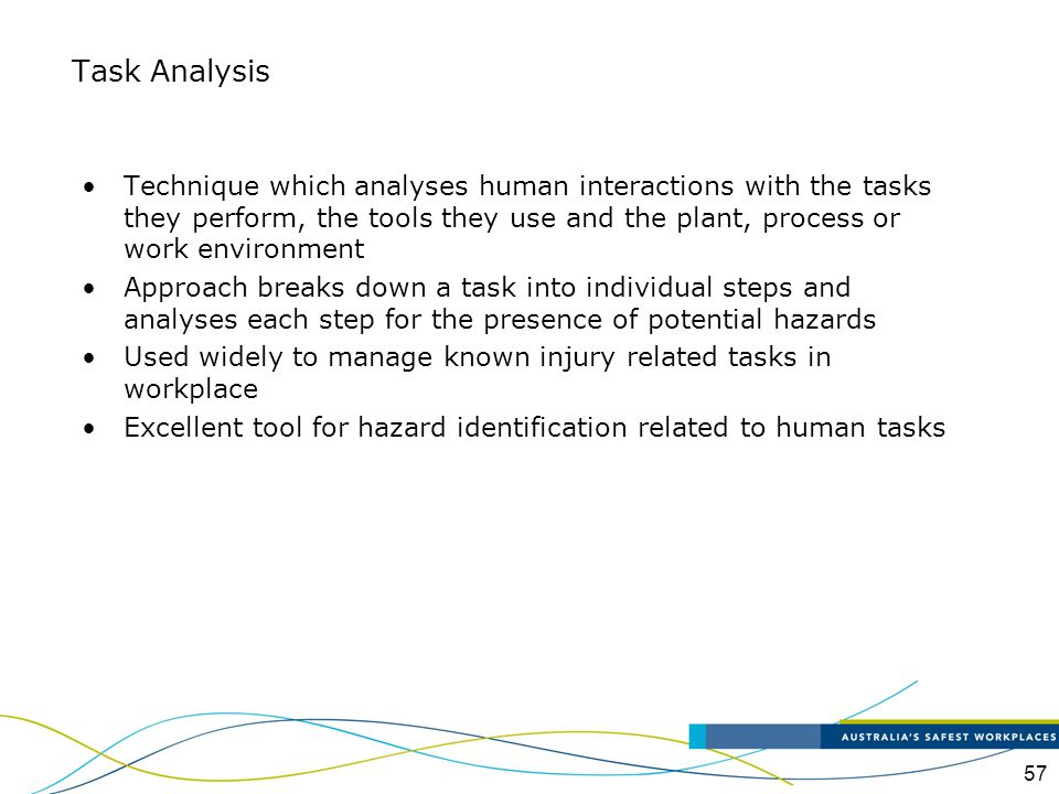 task environment analysis This chapter is about the influence of the external environment on organiza- task environment the fourth reason why analysis of socio-cultural values is.