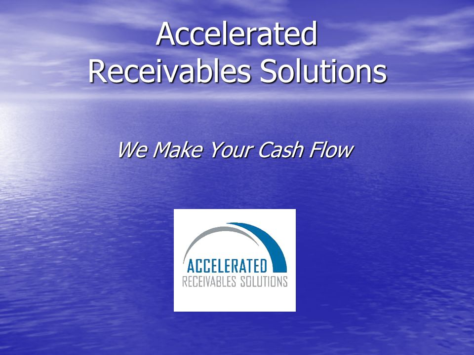 Accelerated Receivables Solutions