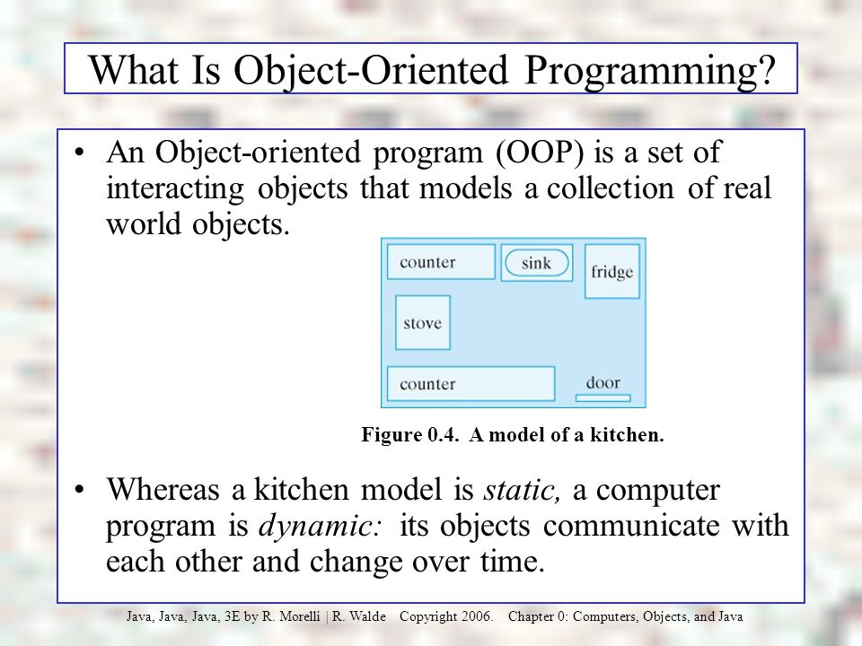 the meaning of object orientated approach programming and its significance for programmers Object-oriented methodology is a way encapsulation refers to mechanisms that allow each object to have its own one benefit of this approach is that.