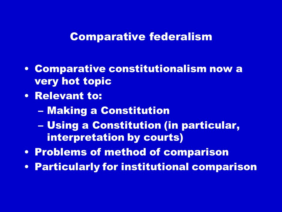 a comparison of the federalists and the anti federalists Federalist vs anti-federalist view of the constitution veiws comparison foreign policy military policy domestic policy federalists: pro-british federalists.