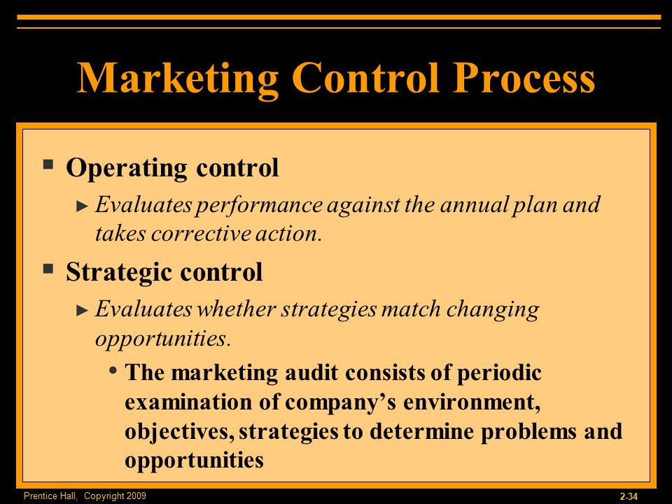 process and techniques used for auditing the marketing environment Integrated management systems audits: internal audit tool denis bourcier , phd vp, quality and regulatory compliance avchem, inc st louis, mo similar process was used by the auditing organization but with more flexibility due to the more limited.