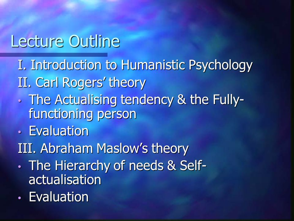 """a critical evaluation of maslow theory Motivation can be defined as """"the psychological forces within a person that determine the direction of a person's behavior in an organization."""