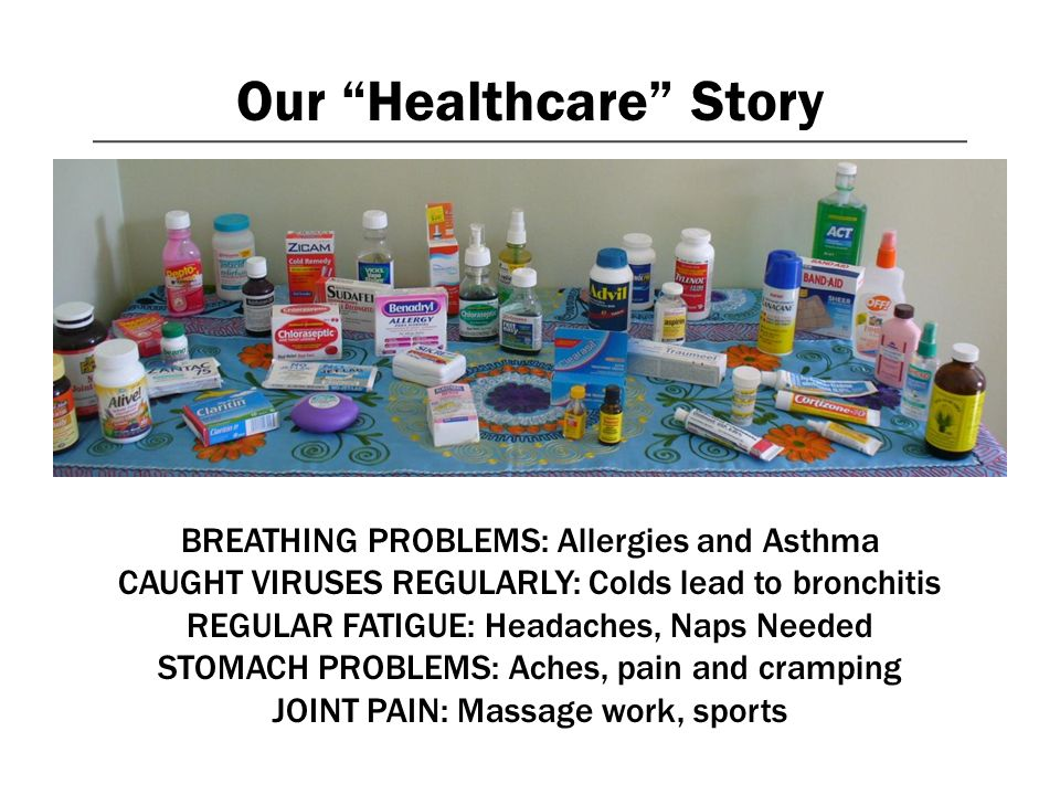 Our Healthcare Story