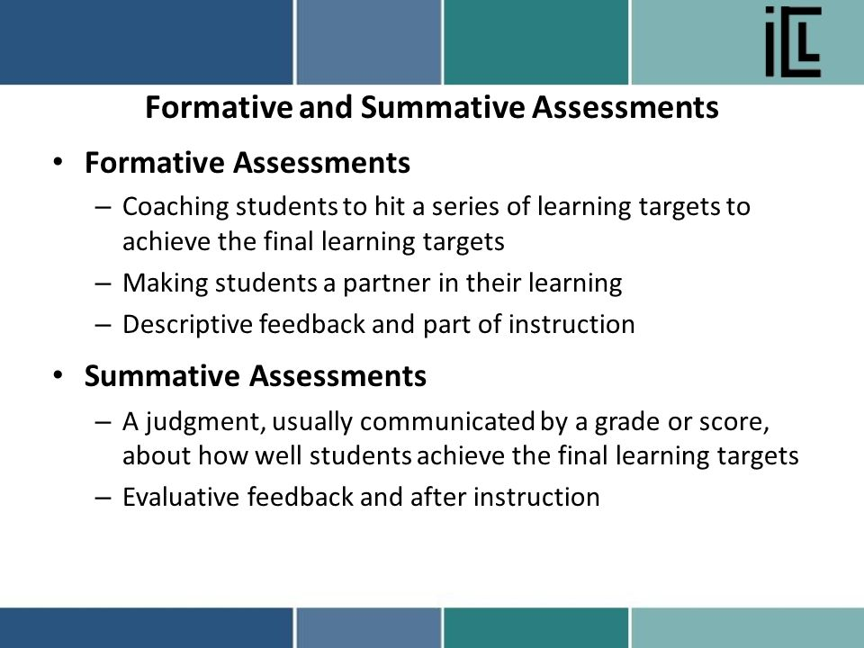 Using Formative Assessment and Feedback to Improve Student ...