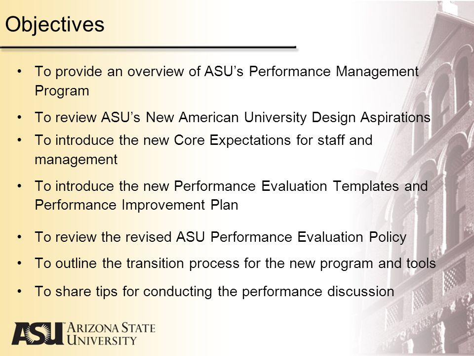 performance management templates