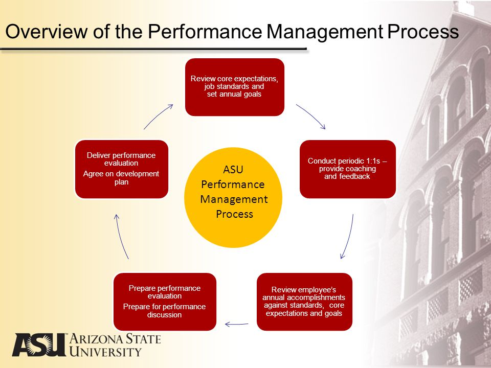 overview of performance management essay Legislative program review and investigations committee performance management executive summary december 1999.