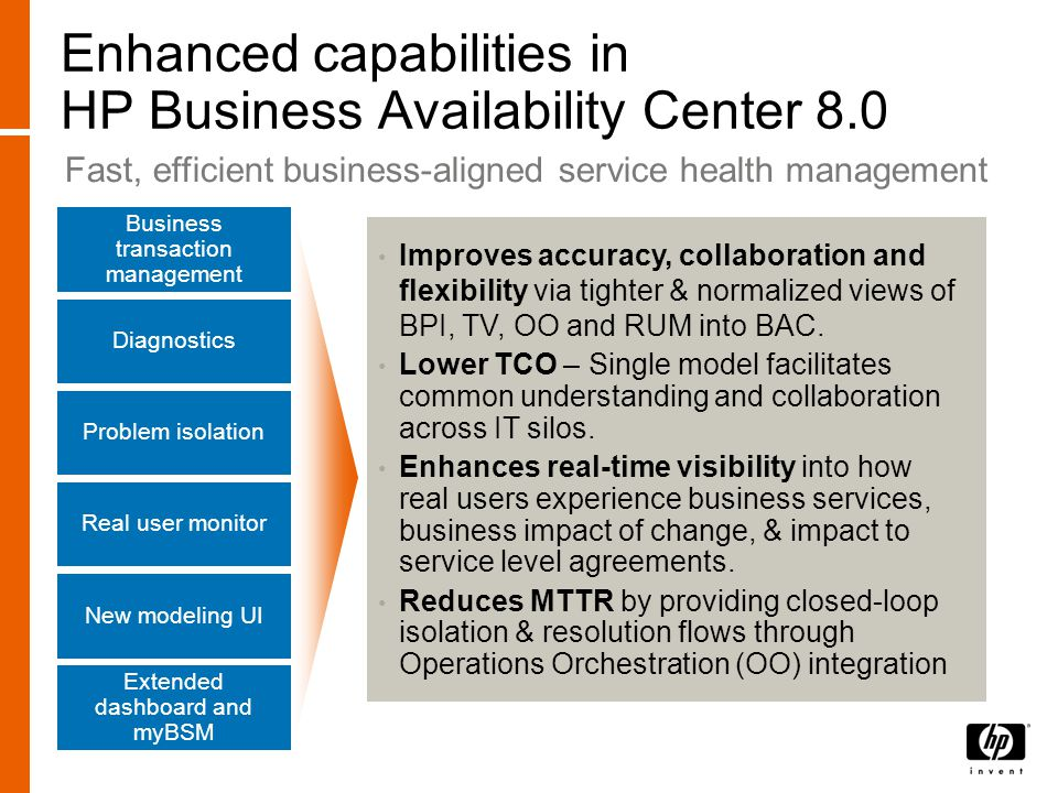 sitescope templates - hp business availability center what s new v ppt download