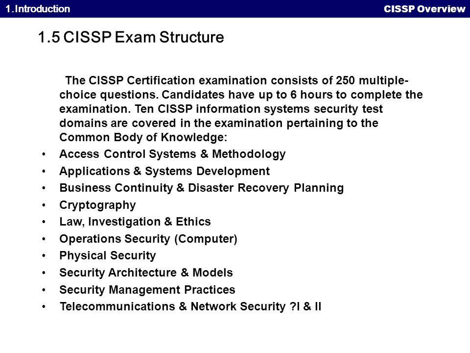 cissp exam notes physical security Cissp study notes from cissp prep guide  in addition to the cissp prep guide i used the following resources to prepare for the exam: the information security.