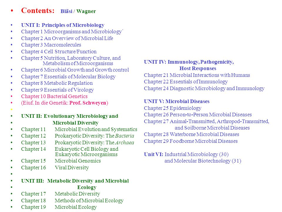Brock Biology Of Microorganisms 13th Edition Powerpoint