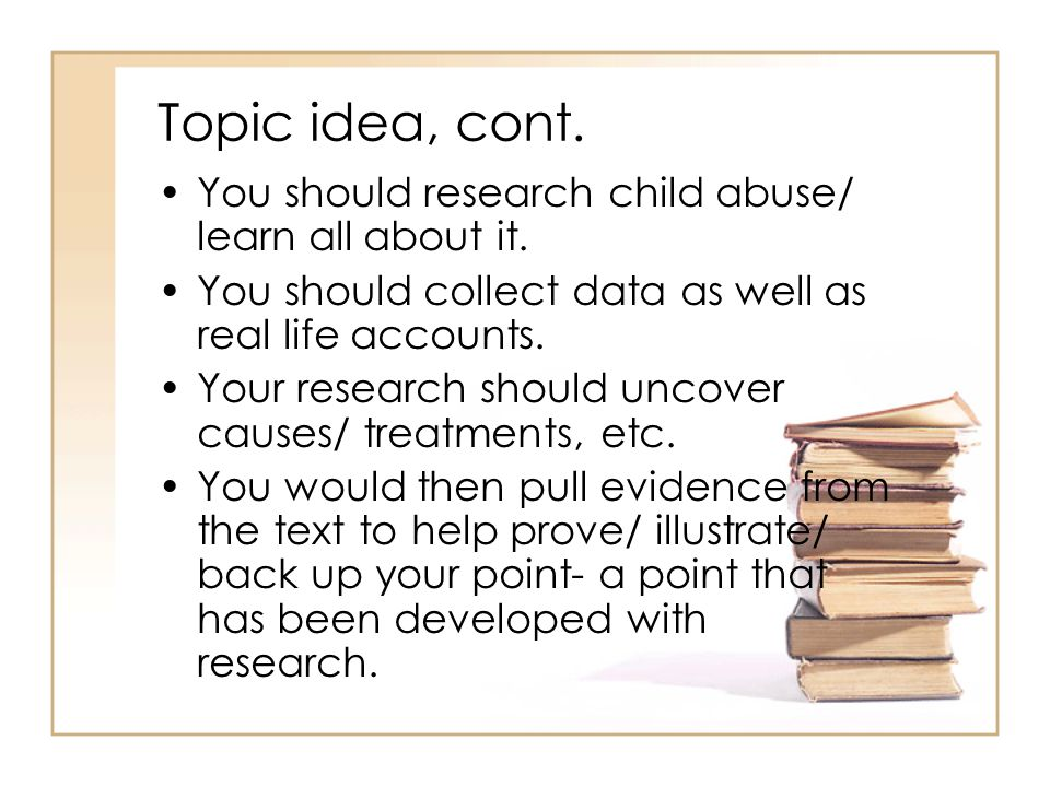research papers on effects of child abuse Negative effects of child abuse depends on many factors: the kind of abuse, the conditions under which the abuse occurred, the person who committed abuse, the frequency of abuse, whether violence was involved and others every case of child abuse is unique and so it's practically impossible to determine common effects of child.