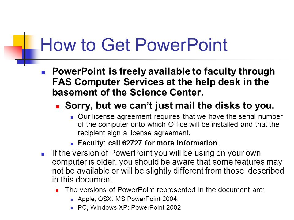 how to download powerpoint onto your computer