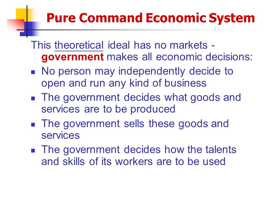 How Do Command Economies Control Surplus Production and Unemployment Rates?