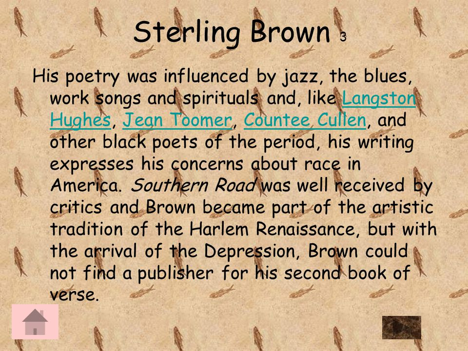 Negro Spirituals and the Development of Blues Ragtime and Jazz Music&nbspTerm Paper