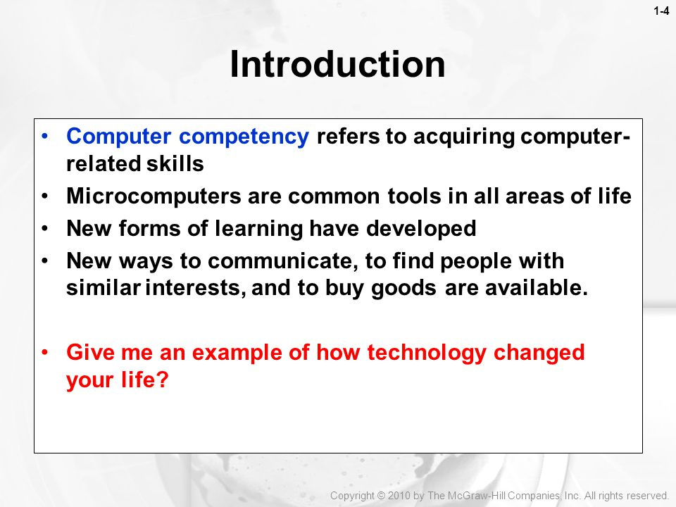 Information Technology The Internet And You Ppt Video