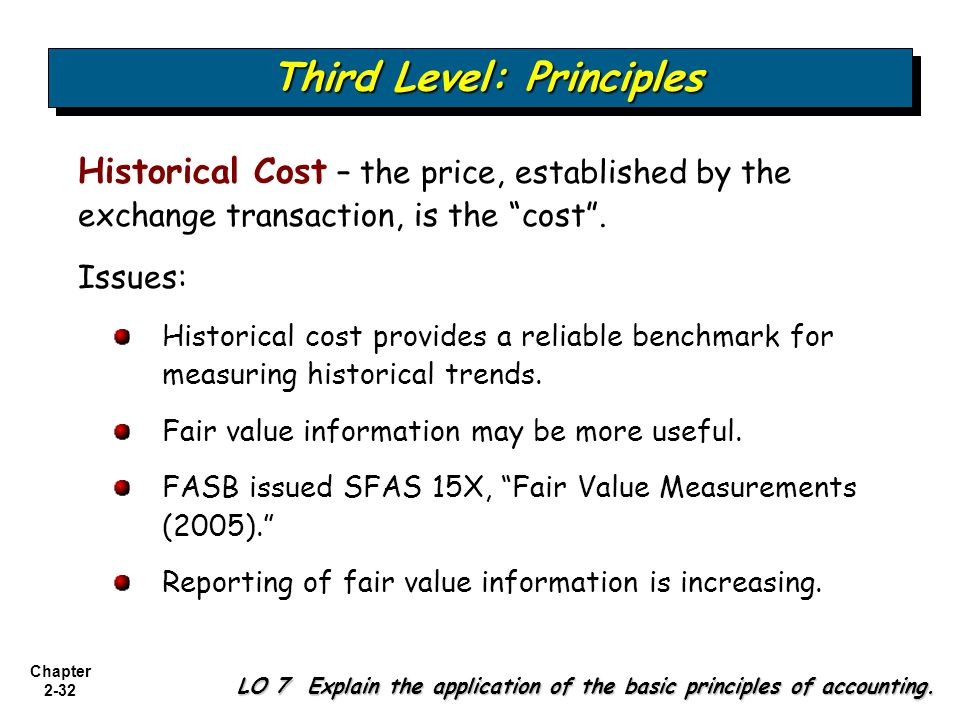 fair value vs historical cost accounting Free essay: difference between historical cost and fair value accounting in order to make the most profitable and rational decisions entity's stakeholders.