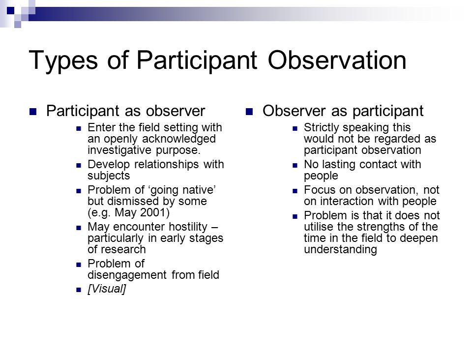 Strengths of qualitative study