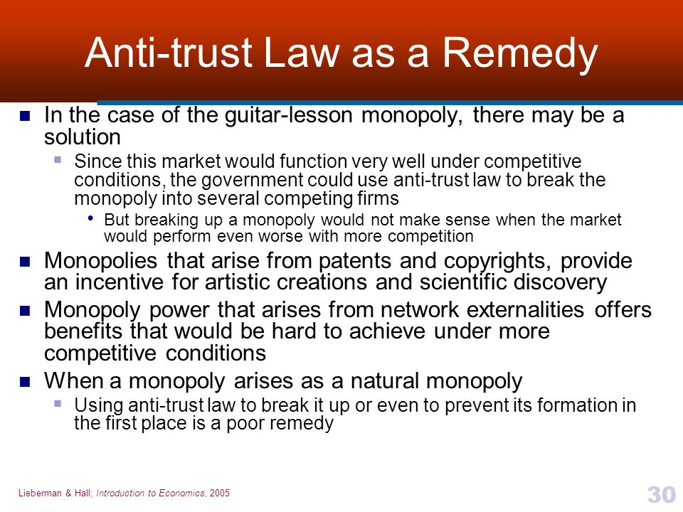 an argument of microsoft violating the anti trust law through monopoly Free antitrust law papers, essays, and been accusing microsoft as being a monopoly new industrial state argued that us anti- trust legislation is a result.