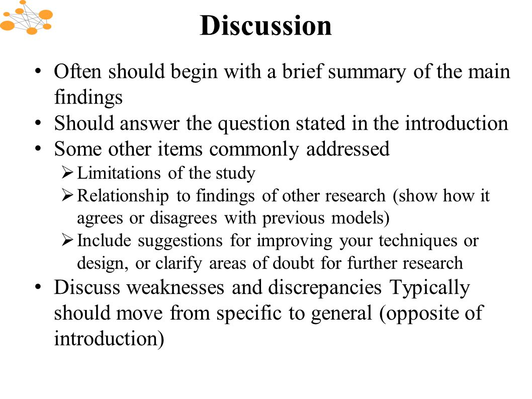 Writing a conclusion and discussion for your dissertation