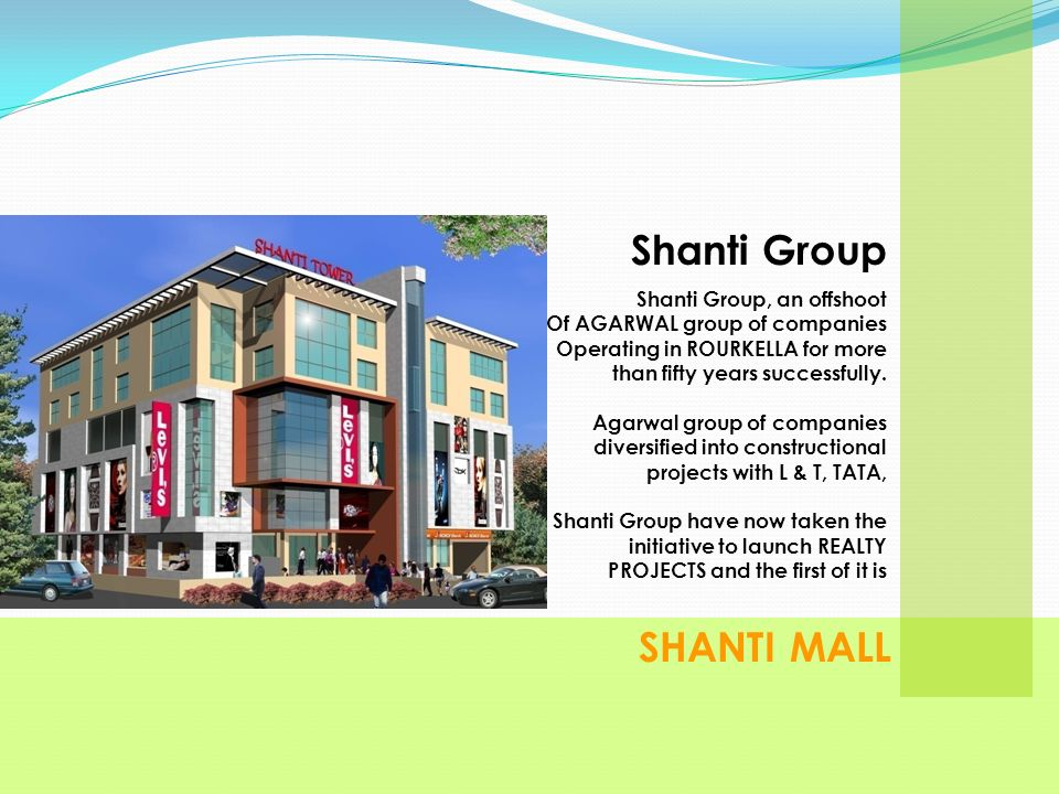 Shanti Group SHANTI MALL