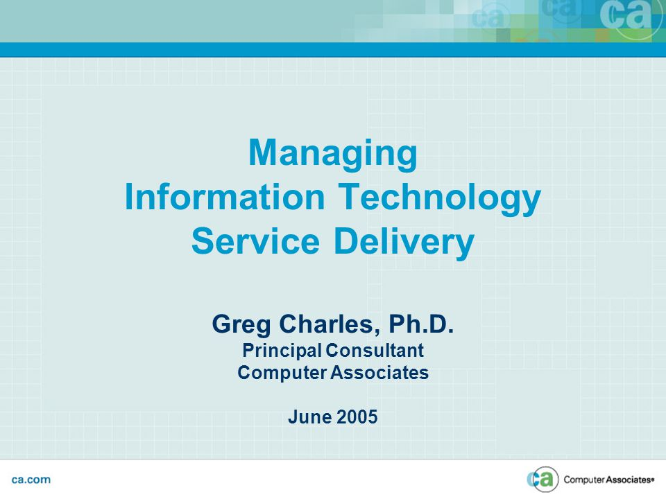 managing information technology International journal of managing information technology issn : 0975-5586( online)0975-5926(print) publication : aircc.