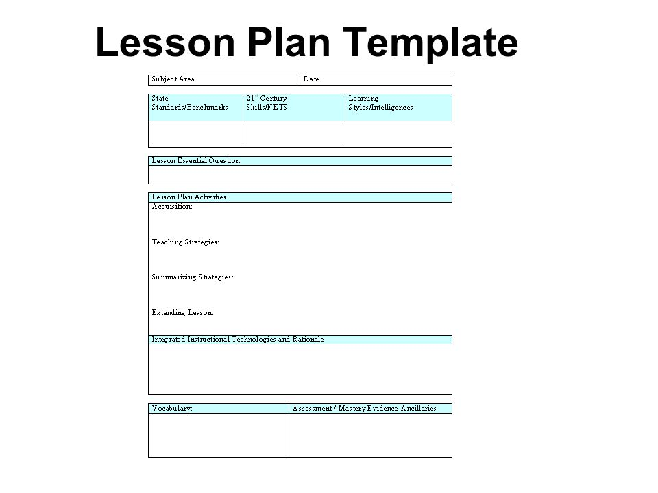 Th Century Vs St Century Education Ppt Video Online Download - Cps lesson plan template