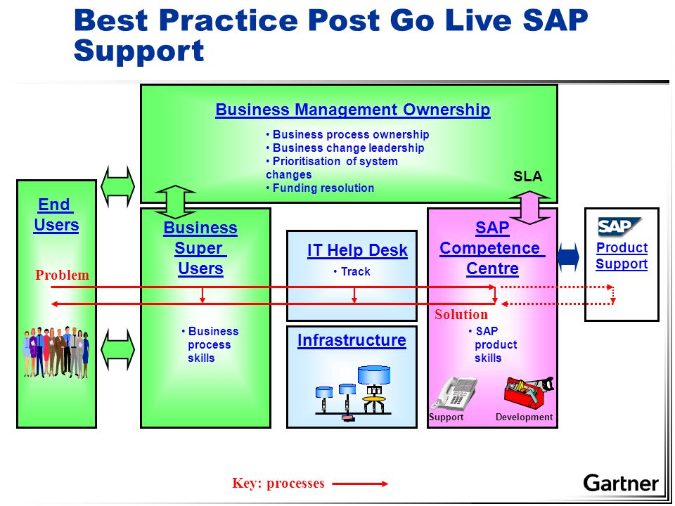 Gartner Best Practice For Sap Competence Centre Planning