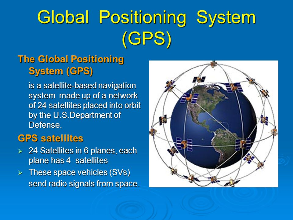 An Introduction To Gis And Gps Technology Ppt Video