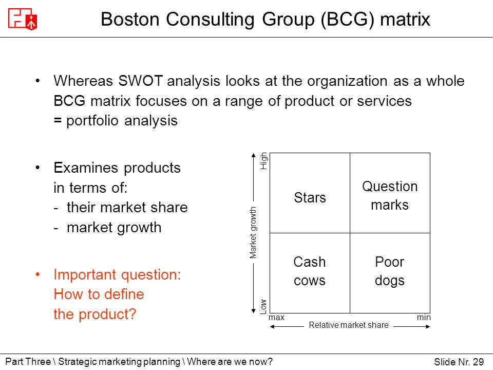 boston consulting group case study interview