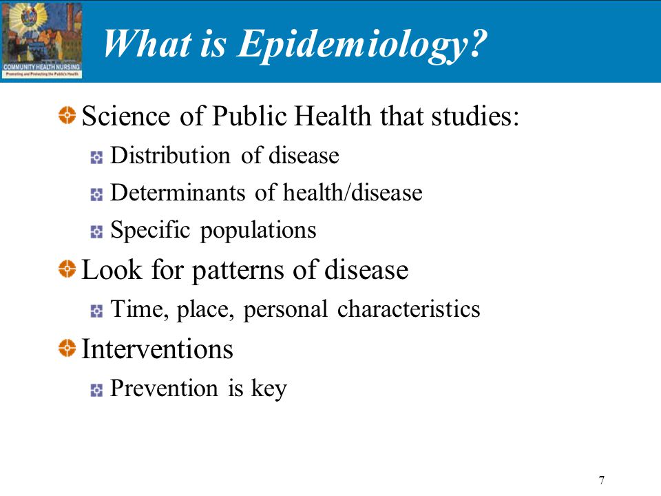 epidemiology in community health care - ppt download, Human Body