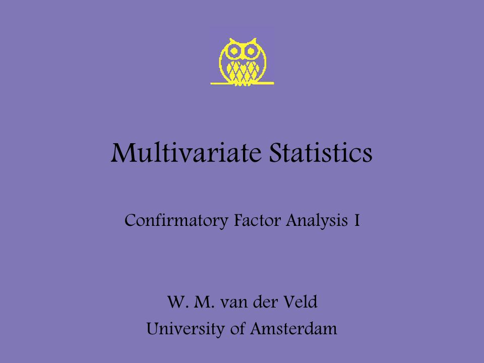 multivariate statistics exercises and solutions pdf
