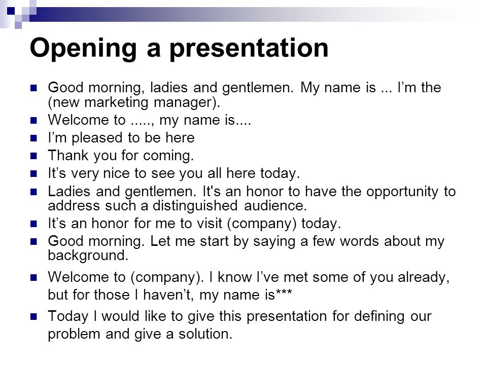presentation opening Free tutorial: get microsoft office and powerpoint presentation tips on creating and opening powerpoint presentations.