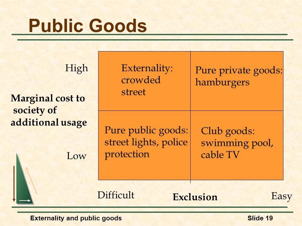 Externalities And Public Goods Ppt Video Online Download