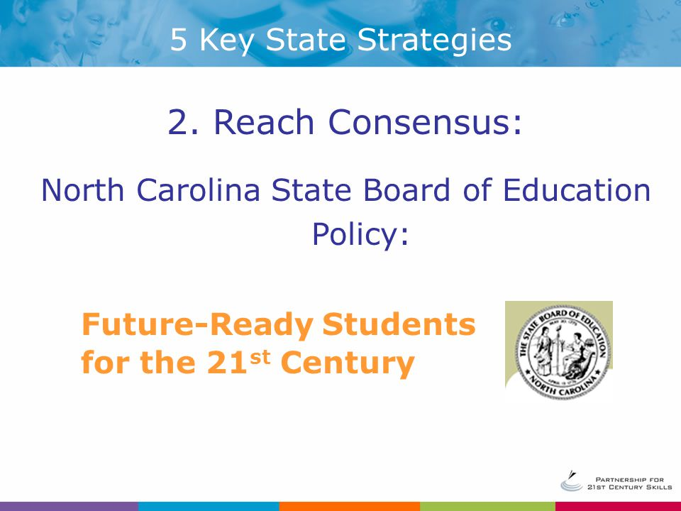 North Carolina State Board of Education Policy: