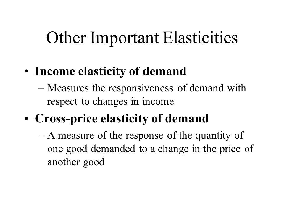 importance of elasticity demand Importance of elasticity of demand & supply explained through real world  examples like big bazaar, indian aviation sector, diesel-cars, email.